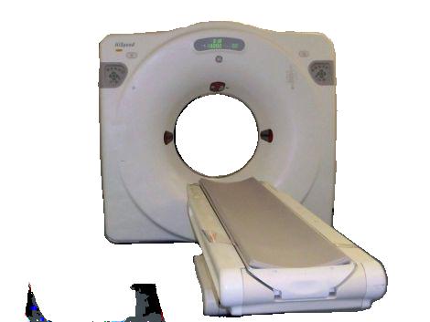 GE Hispeed Tek Kesitli 2000 CT Image